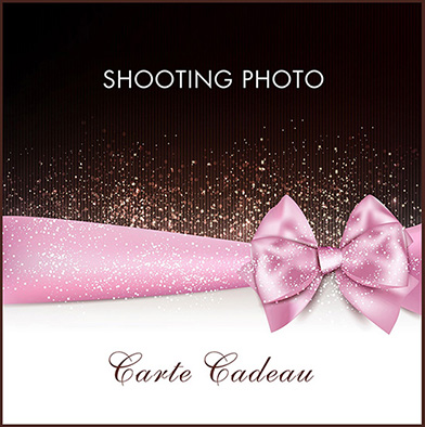 Carte cadeau Shooting Photo